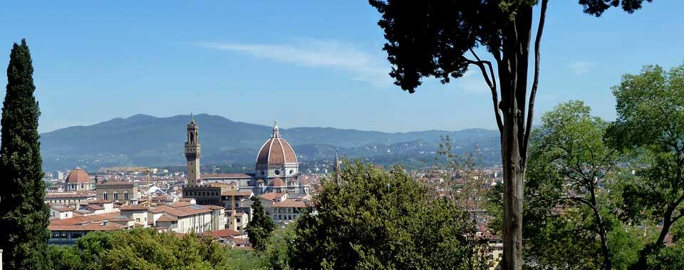 Florence, cité d'art devant l'éternel, promenades sur les chemins de sa beauté