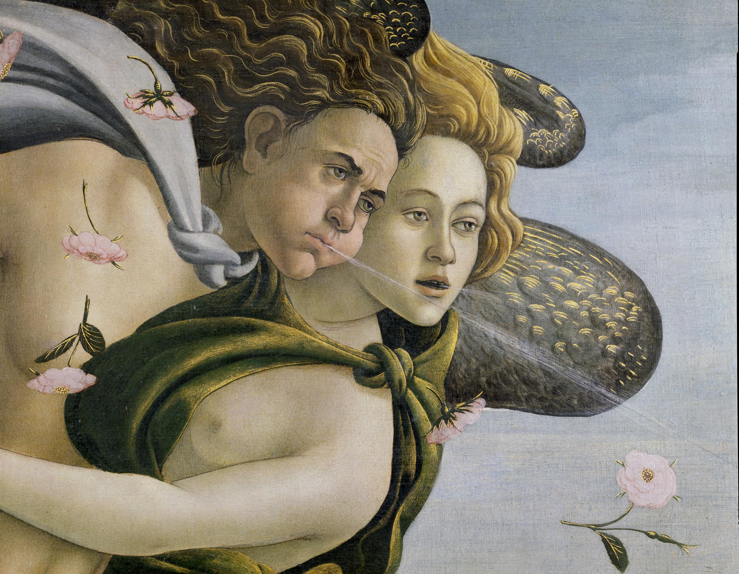 botticelli naissance de venus
