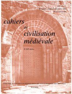 04_4 COP Cahiers de civilisation médiévale